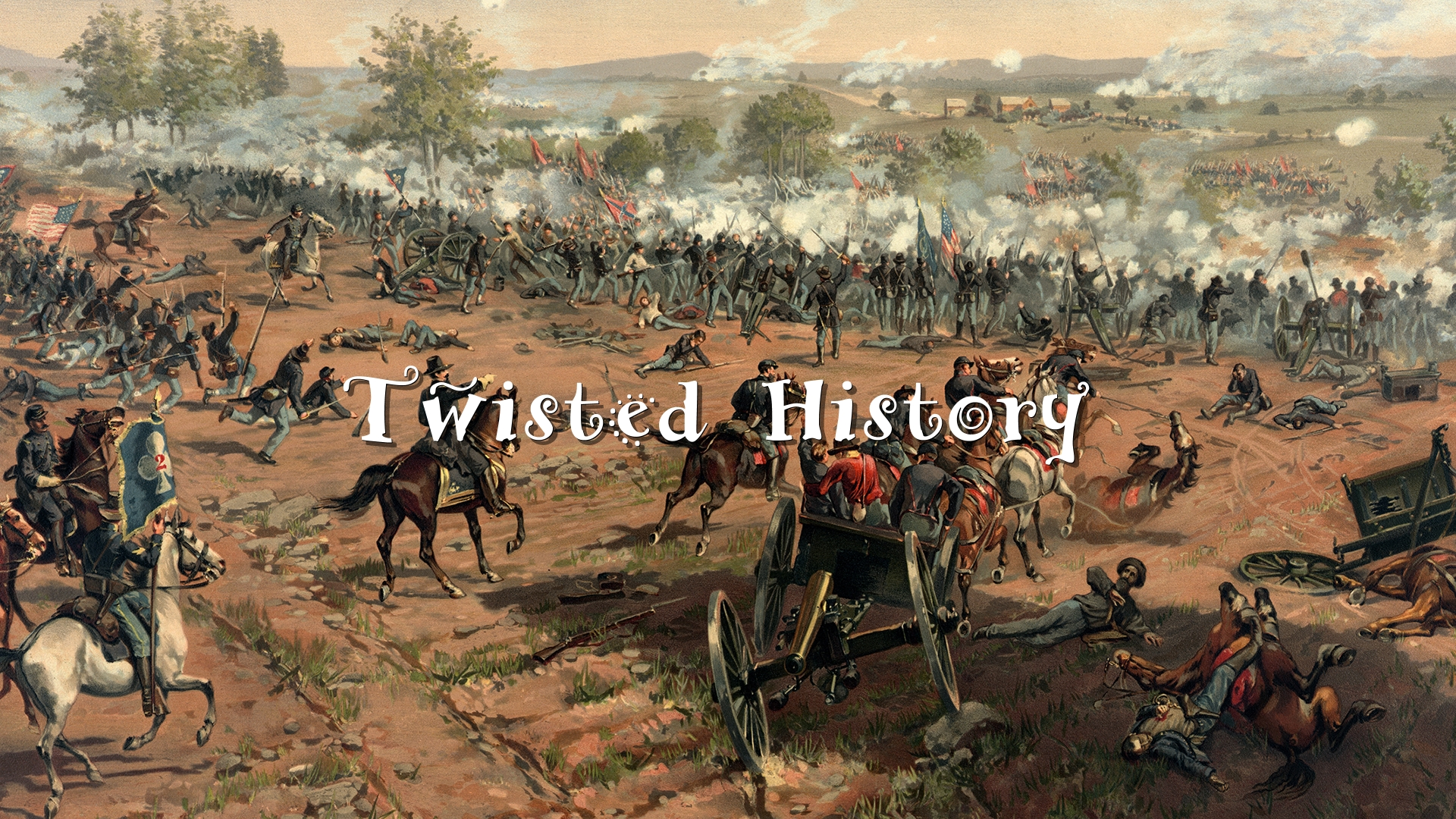 Twisted History